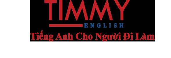 Timmy English – Tiếng anh giao tiếp dành cho người đi làm